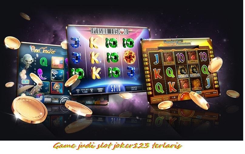 Game judi slot joker123 terlaris