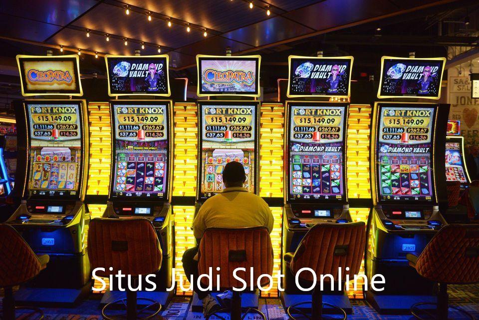 Situs Judi Slot Online Resmi Gampang Menang