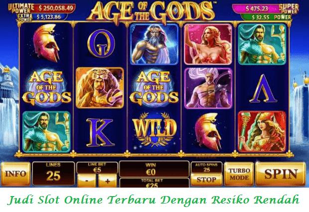 Judi Slot Online Terbaru Dengan Resiko Rendah