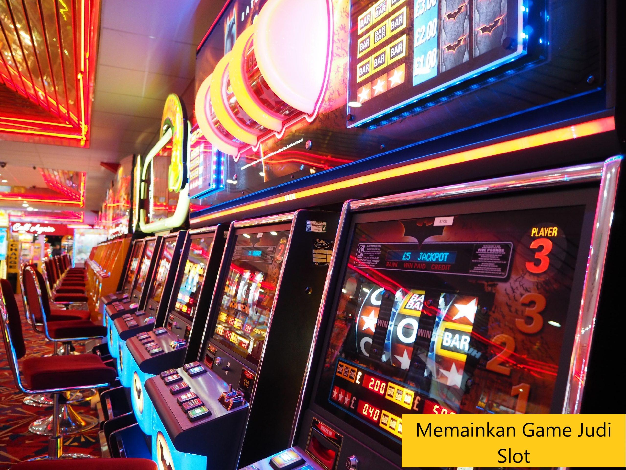 Game Dari Agen Judi Slot Jackpot Terbaru Sedang Hangat Dimainkan