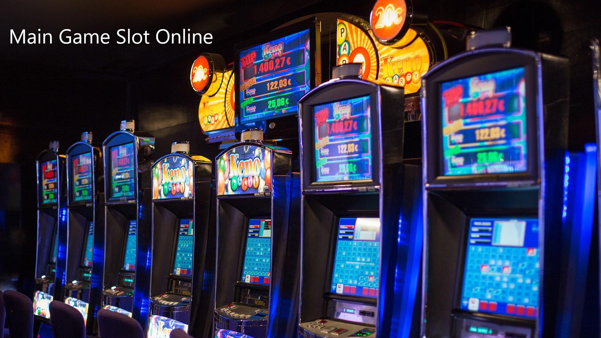 Casino Slot Online Terpercaya